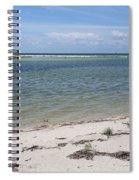Fort Desoto Beach Spiral Notebook