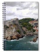 Fort Lovrijenac - Dubrovnik - Croatia Spiral Notebook