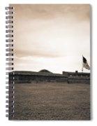 Fort Mchenry  Spiral Notebook