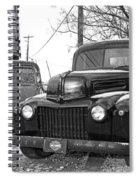Forties Ford Pickup Spiral Notebook