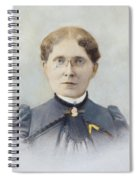 Frances Elizabeth Willard (1839-1898) Spiral Notebook