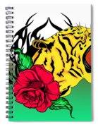 Freak Tiger  Spiral Notebook