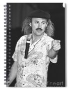 Gallagher Spiral Notebook