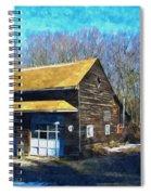 Garage 1 Spiral Notebook