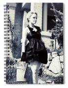 Gardening In Style Spiral Notebook