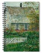 Gardening Shed Spiral Notebook