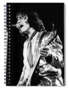 Gary Moore Spiral Notebook