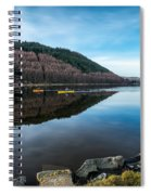Geirionydd Lake  Spiral Notebook