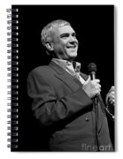 Gene Pitney Spiral Notebook
