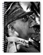General Douglas Macarthur Spiral Notebook