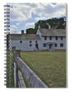 General George Washington's Last Military Headquarters Spiral Notebook