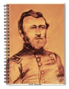 General Us Grant Spiral Notebook