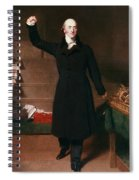 George Canning (1770-1827) Spiral Notebook