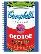 George Spiral Notebook