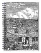 George Stephenson (1781-1848) Spiral Notebook