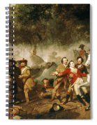 George Washington (1732-1799) Spiral Notebook