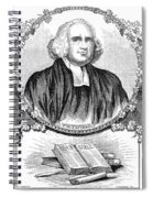 George Whitefield (1714-1770) Spiral Notebook
