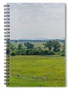 Gettysburg Battlefield Spiral Notebook