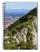 Gibraltar Rock Spiral Notebook