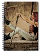 Girl Power Spiral Notebook