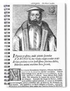 Girolamo Zanchi (1516-1590) Spiral Notebook