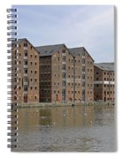 Gloucester Docks Spiral Notebook