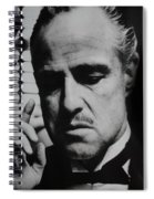 Godfather Spiral Notebook