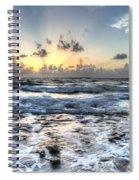 God's Glory Spiral Notebook
