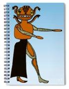 Gorgon, Legendary Creature Spiral Notebook