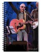 Graham Parker Spiral Notebook