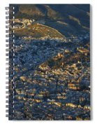 Granada And The Alhambra Spiral Notebook