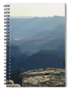 Grand Canyon South Spiral Notebook