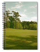 Grand National Golf Course - Opelika Alabama Spiral Notebook