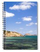 Granite Island South Australia Spiral Notebook