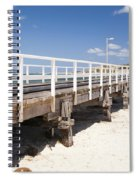 Granite Island Spiral Notebook