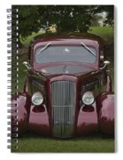 Grass Hopper Spiral Notebook