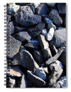 Gravel Spiral Notebook