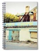 Greased Lightning Spiral Notebook