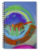 Great Glad Morning Spiral Notebook