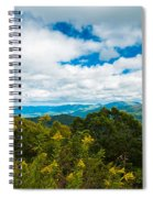 Great Smoky Mountains Spiral Notebook