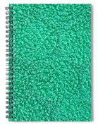 Green Towel Spiral Notebook