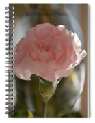 Greeting  Spiral Notebook