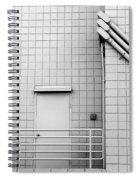 Gridlock Spiral Notebook