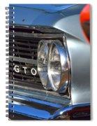 GTO Spiral Notebook