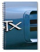 Gtx  Spiral Notebook