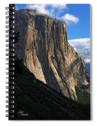 Guardian Of The Valley Spiral Notebook