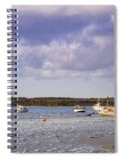 Guernsey Coastline Spiral Notebook