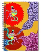 Guitars Spiral Notebook