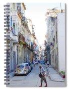 Habana Street Spiral Notebook