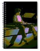 Hagar In Spokane 1977 Spiral Notebook